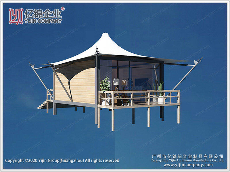 Professsional tent and membrane structure supplier