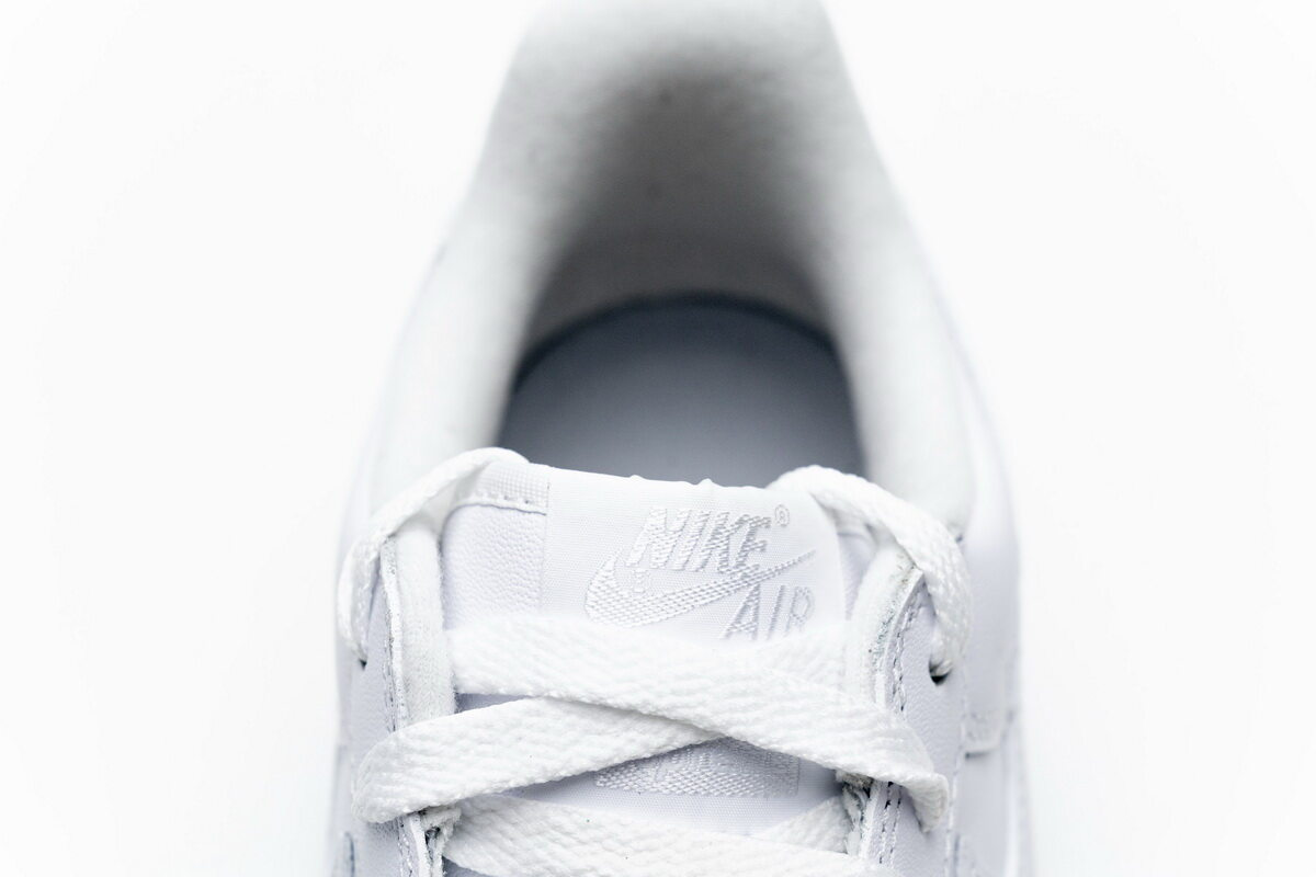 PK God Air Force 1 Low Supreme White, CU9225-100
