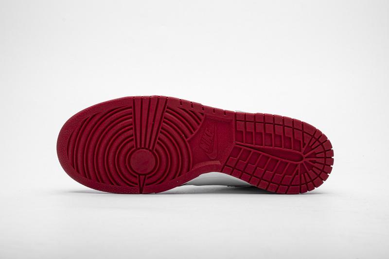 BootsMasterLin SB Dunk Low Supreme Jewel Swoosh Red, CK3480-600
