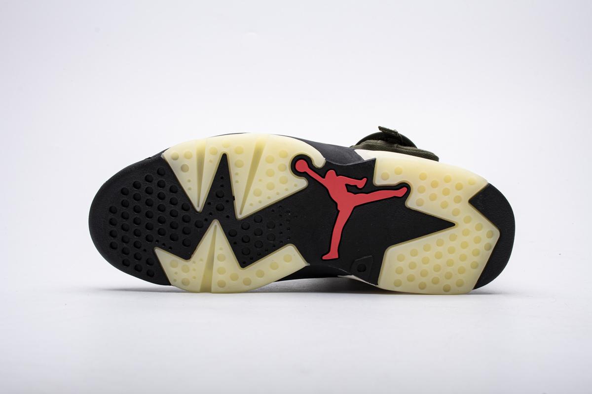 PK God Jordan 6 Retro Travis Scott, CN1084-200