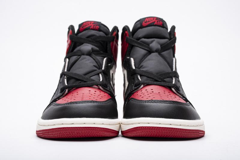 PK God Air Jordan 1 Retro High Bred Toe, 555088-610