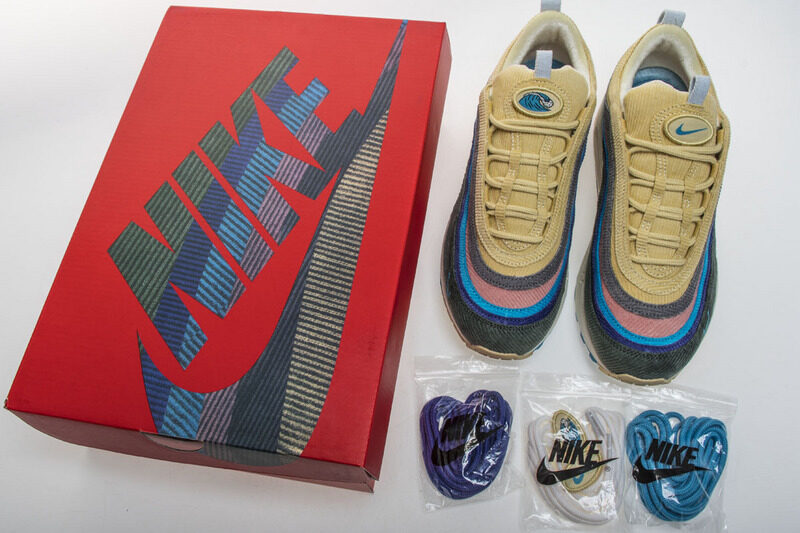 Perfectkicks | PK God  Air Max 1/97 Sean Wotherspoon (Extra Lace Set Only) , AJ4219-400