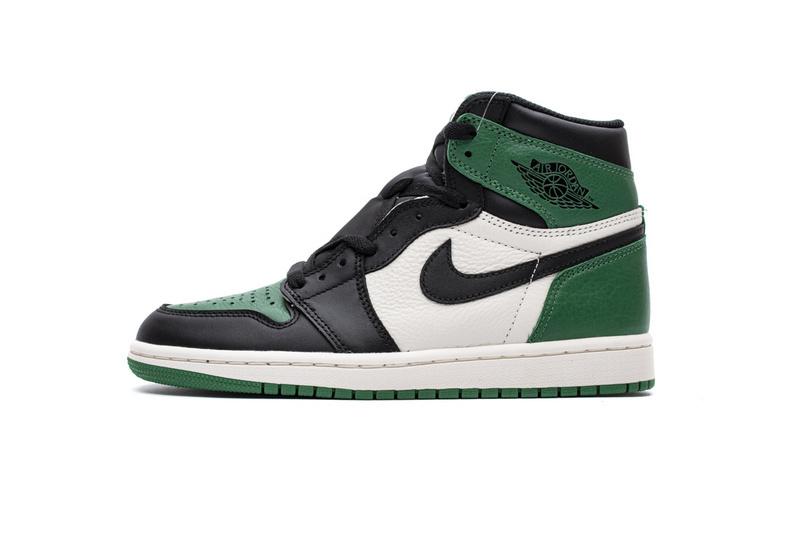 PK God  Air Jordan 1 High OG  Pine Green