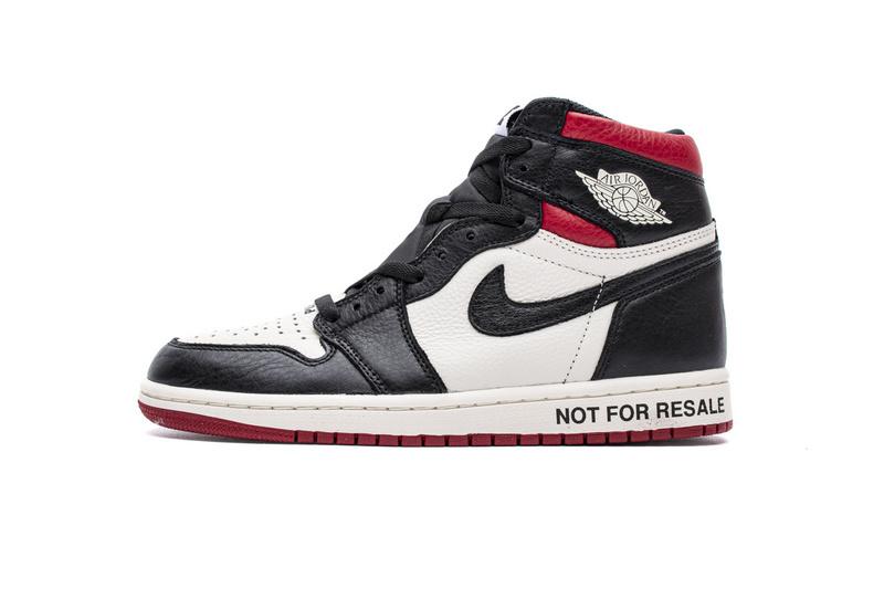 PK God  Air Jordan 1 NRG OG High NOT FOR RESALEVarsity Red