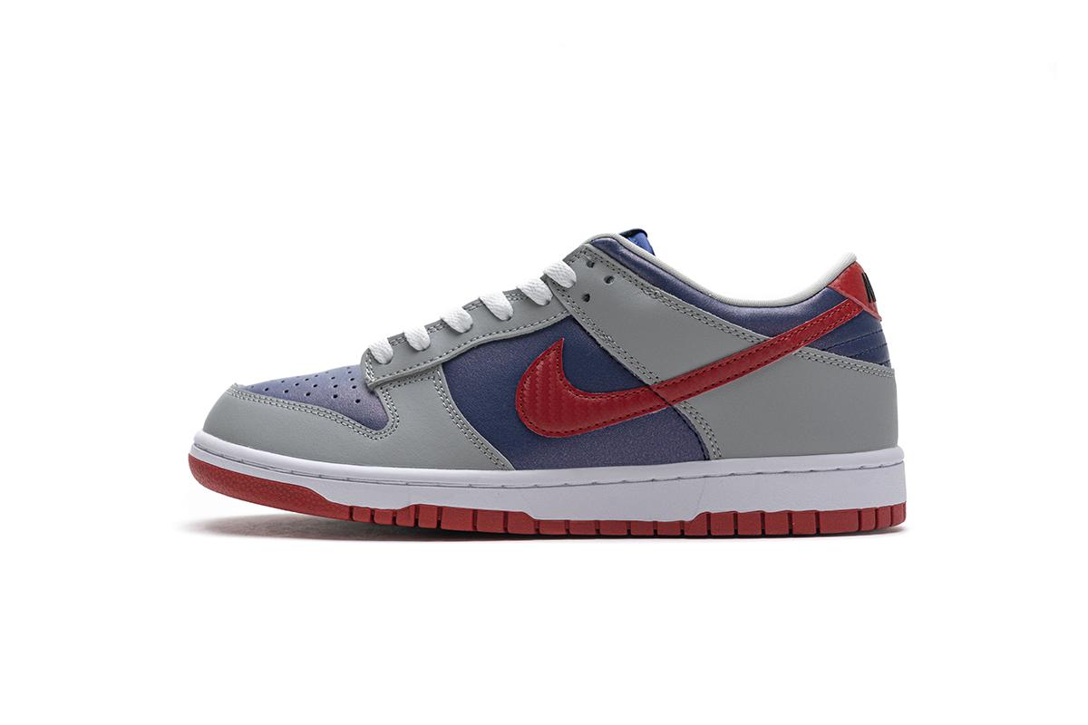 PK God Nike Dunk Low Samba