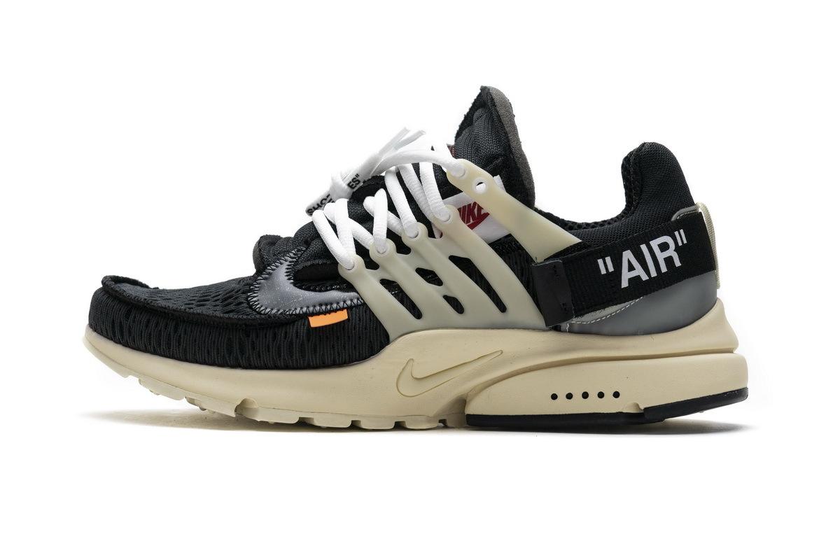 PK God Nike Air Presto Off-White