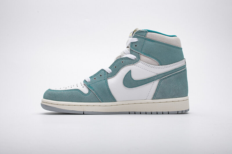 PK God  Air Jordan 1 OG Hi RetroTurbo Green