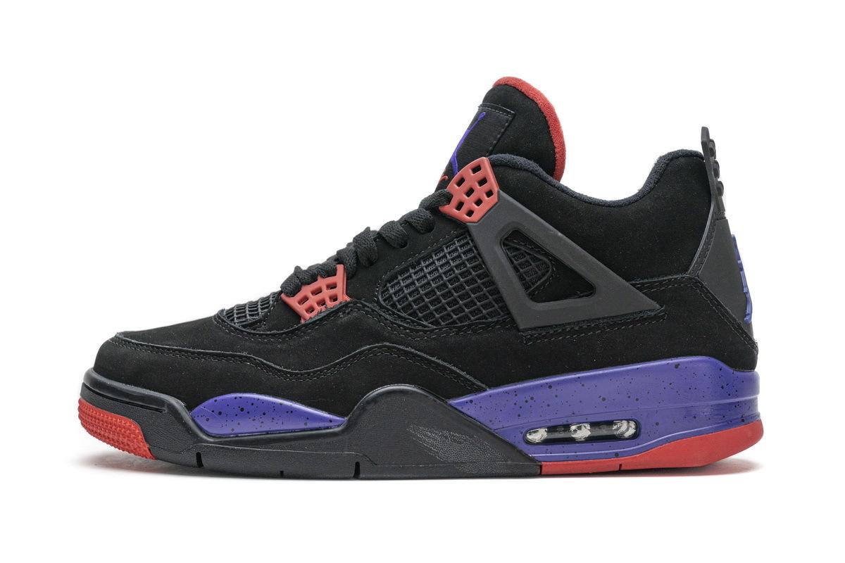 PK God  Air Jordan 4 Retro Raptors