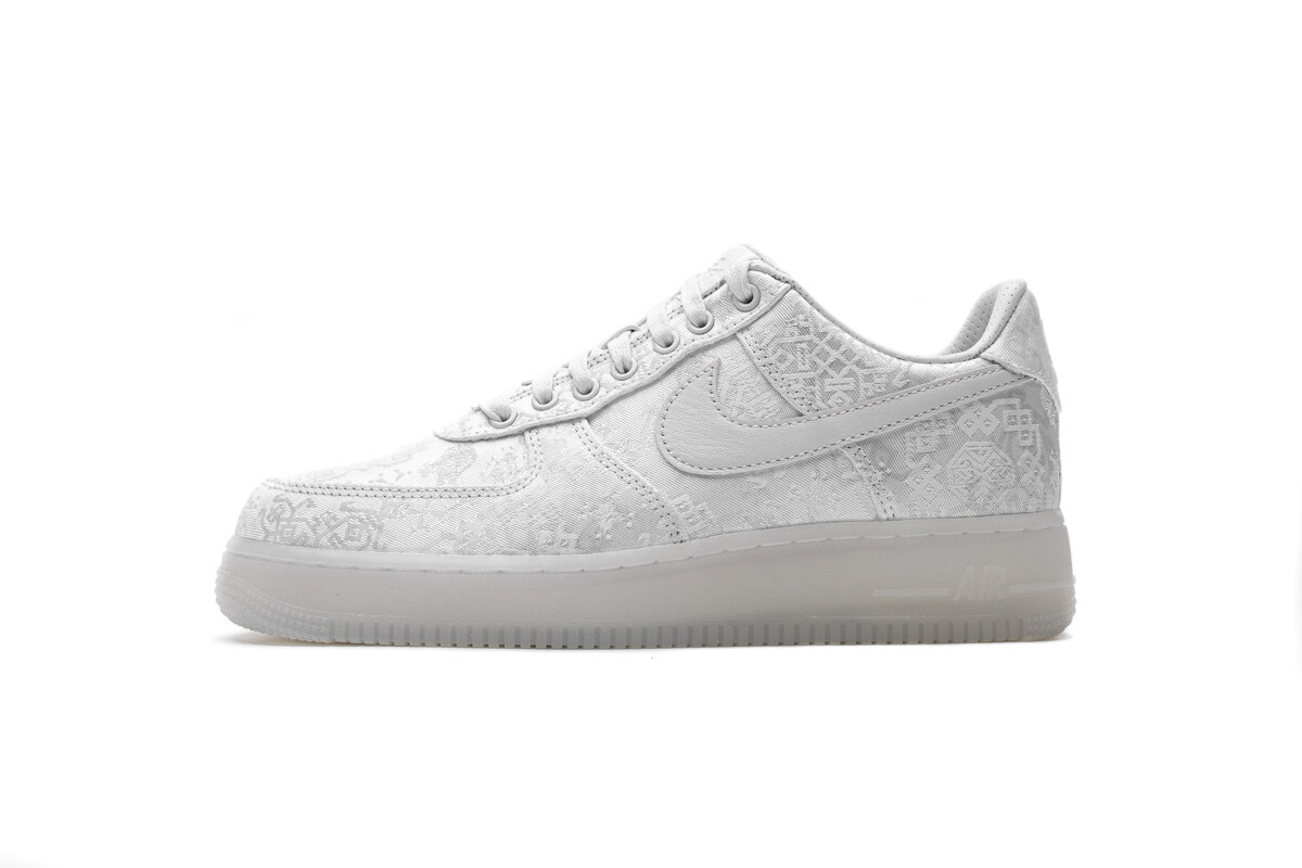 PK God Nike Air Force 1 Low Fragment Clot white