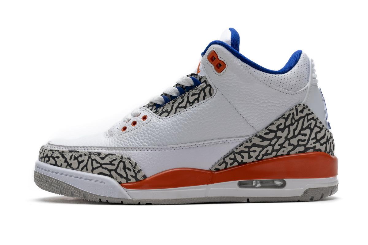 PK God Air Jordan 3 Retro Knicks