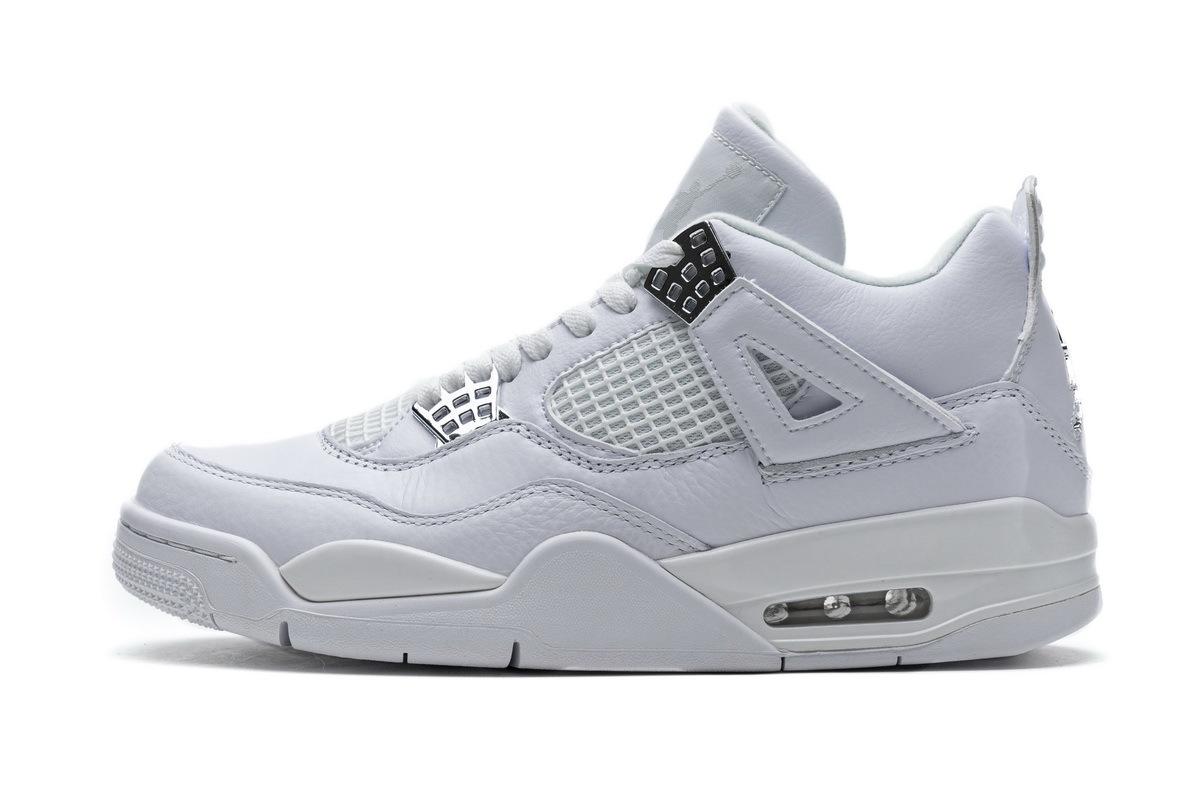 PK God Air Jordan 4 Retro Pure Money