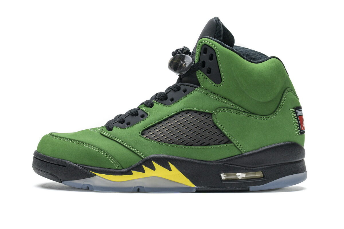 PK God Air Jordan 5 Retro SE Oregon