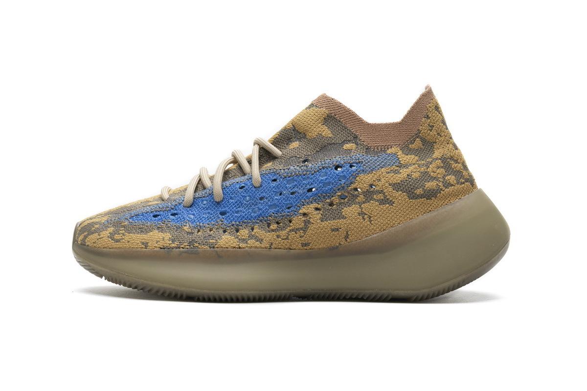 PK God Adidas Yeezy Boost 380 Blue Oat