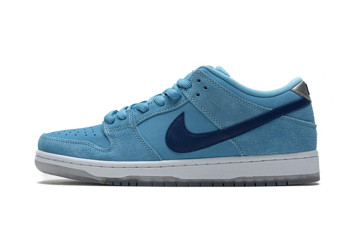 PK God Nike SB Dunk Low Pro Blue Fury