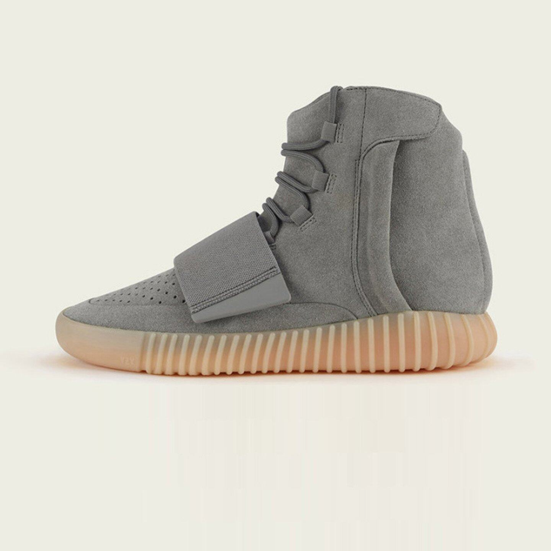 PK God Adidas Yeezy Boost 750 Grey Gum