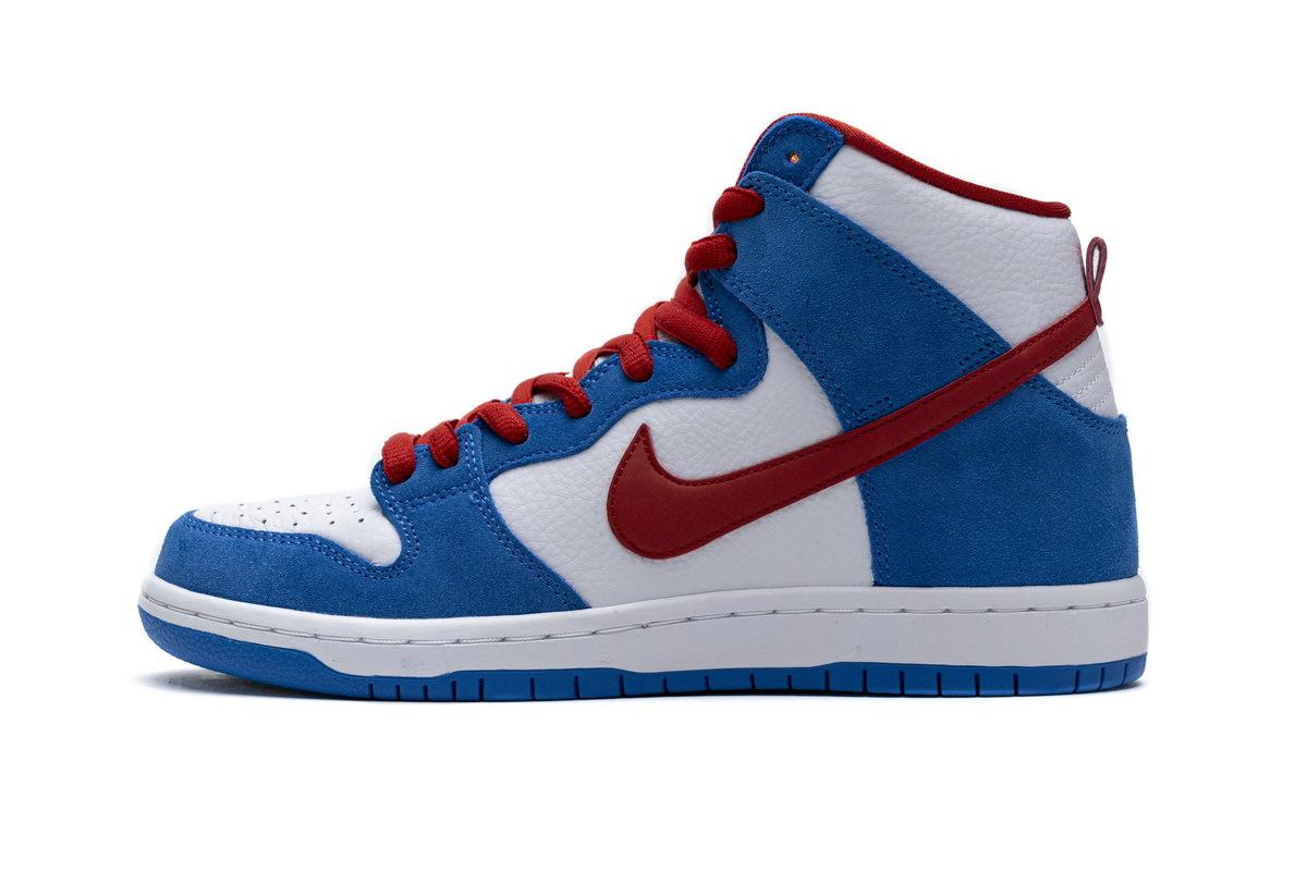 PK God Nike SB Dunk High Doraemon