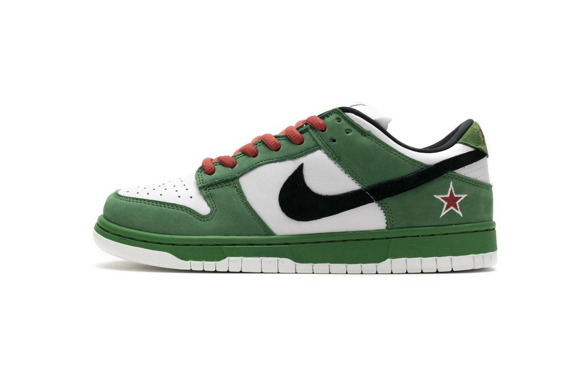 PK God Nike SB Dunk Low Heineken