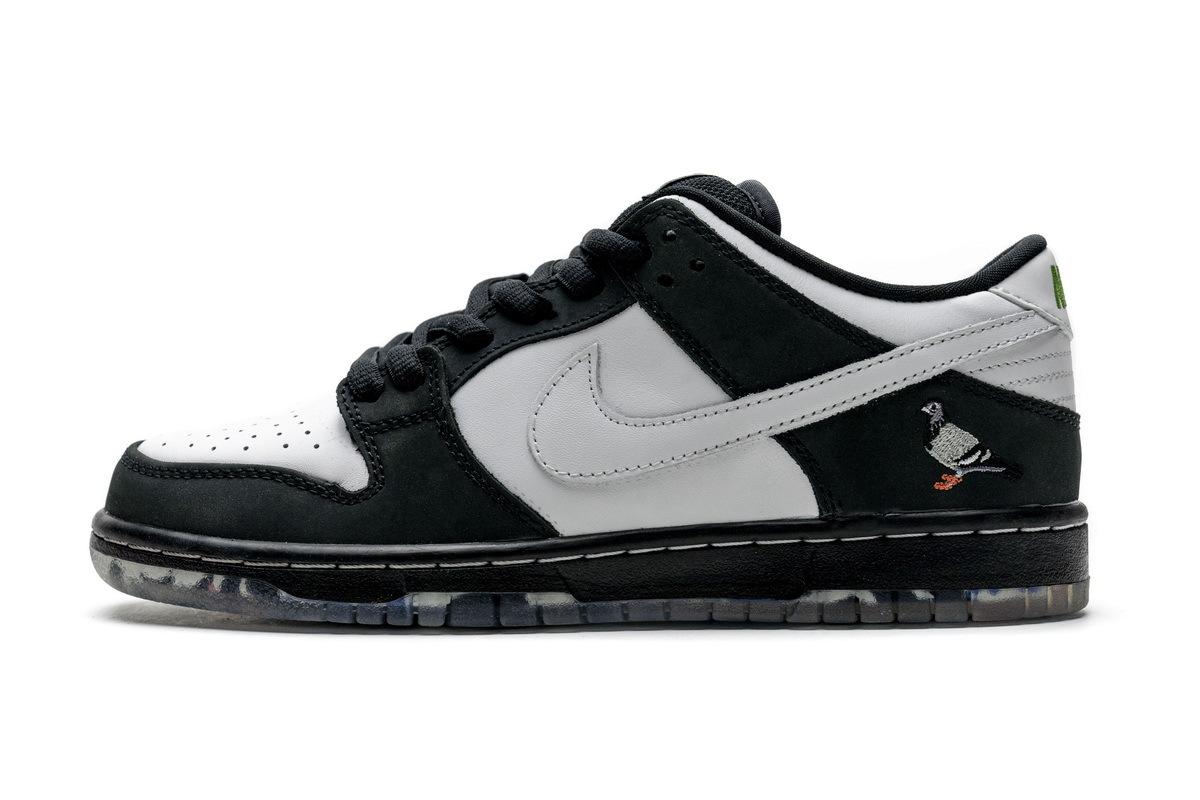 PK God Nike SB Dunk Low Staple Panda Pigeon