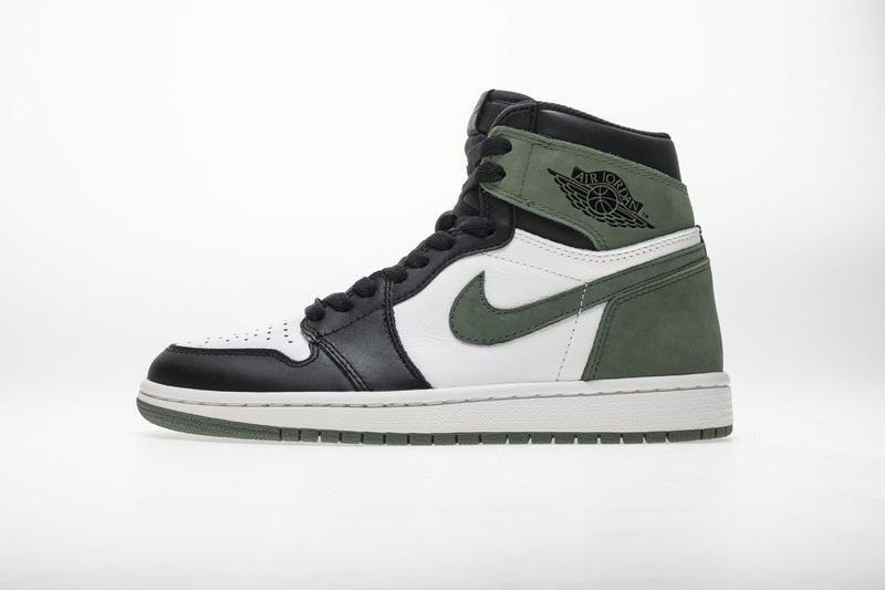 PK God Air Jordan 1 Retro High Clay Green