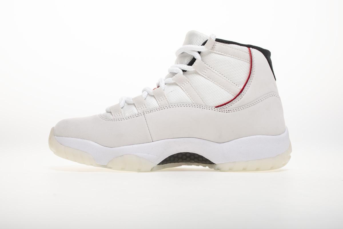 PK God Air Jordan 11 Retro Platinum Tint