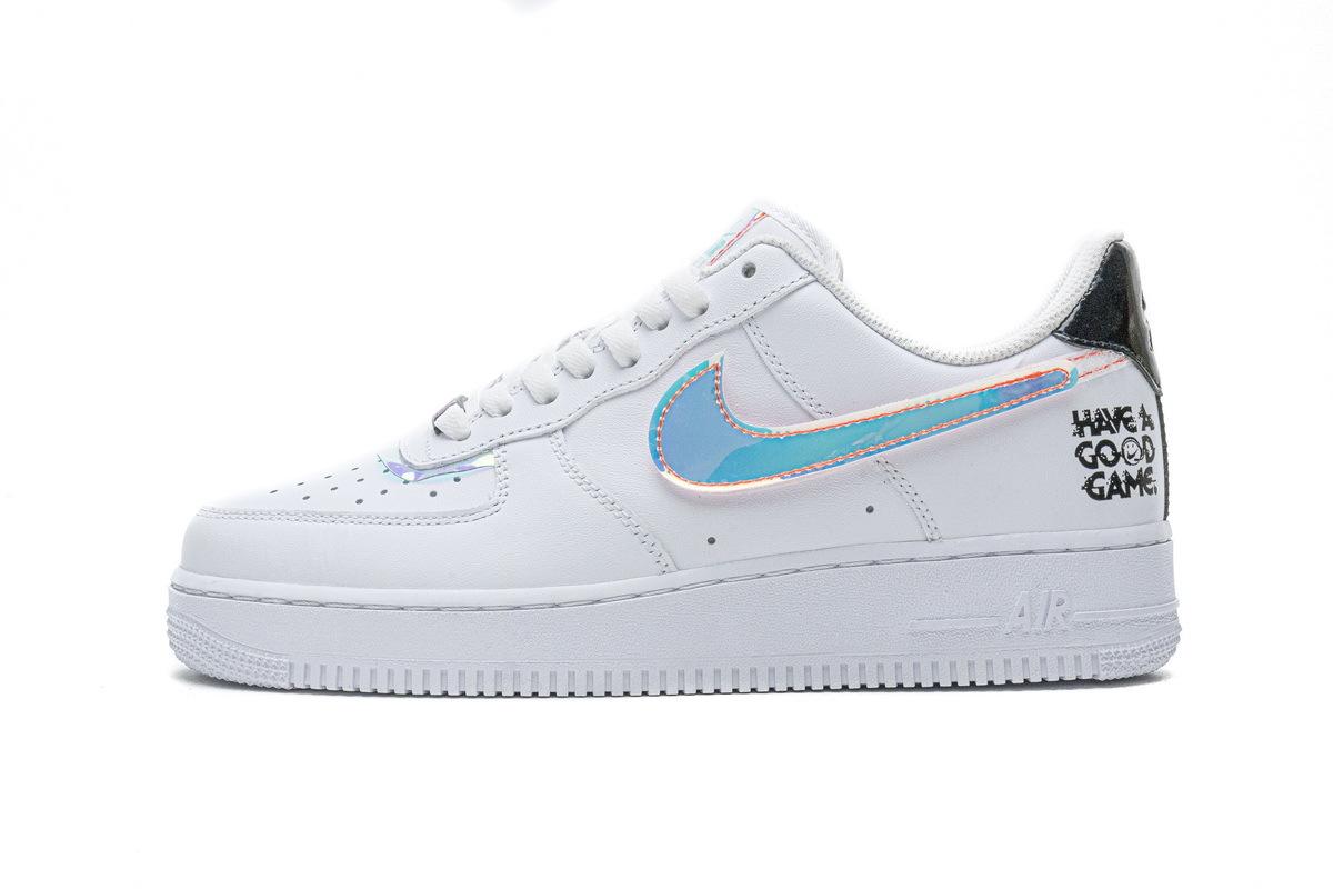 PK God Nike Air Force 1 Low Good Game