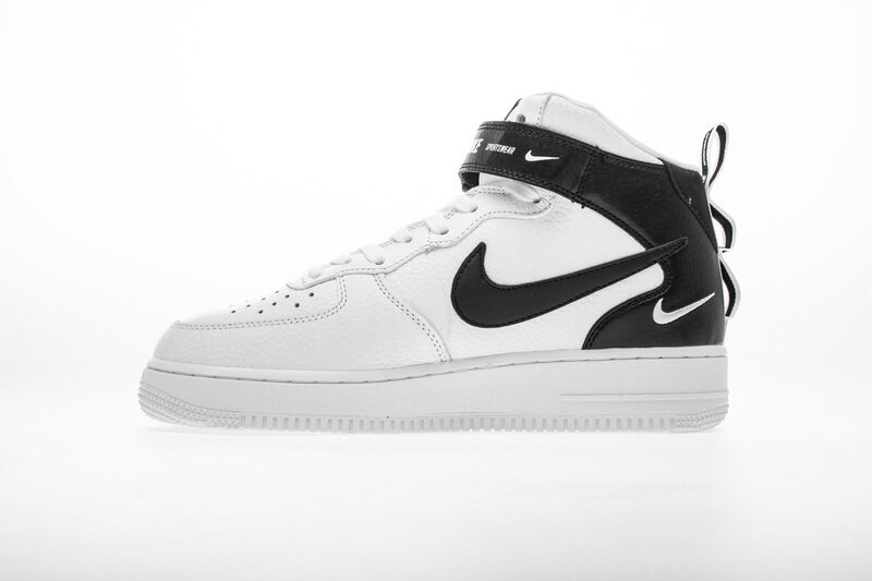 PK God Nike Air Force 1  '07 MID White