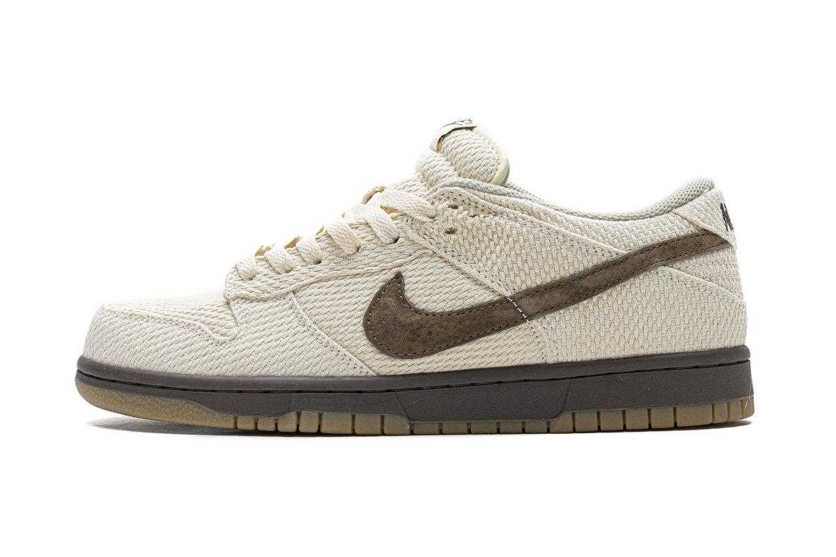 PK God Nike SB Dunk Low Brown Hemp