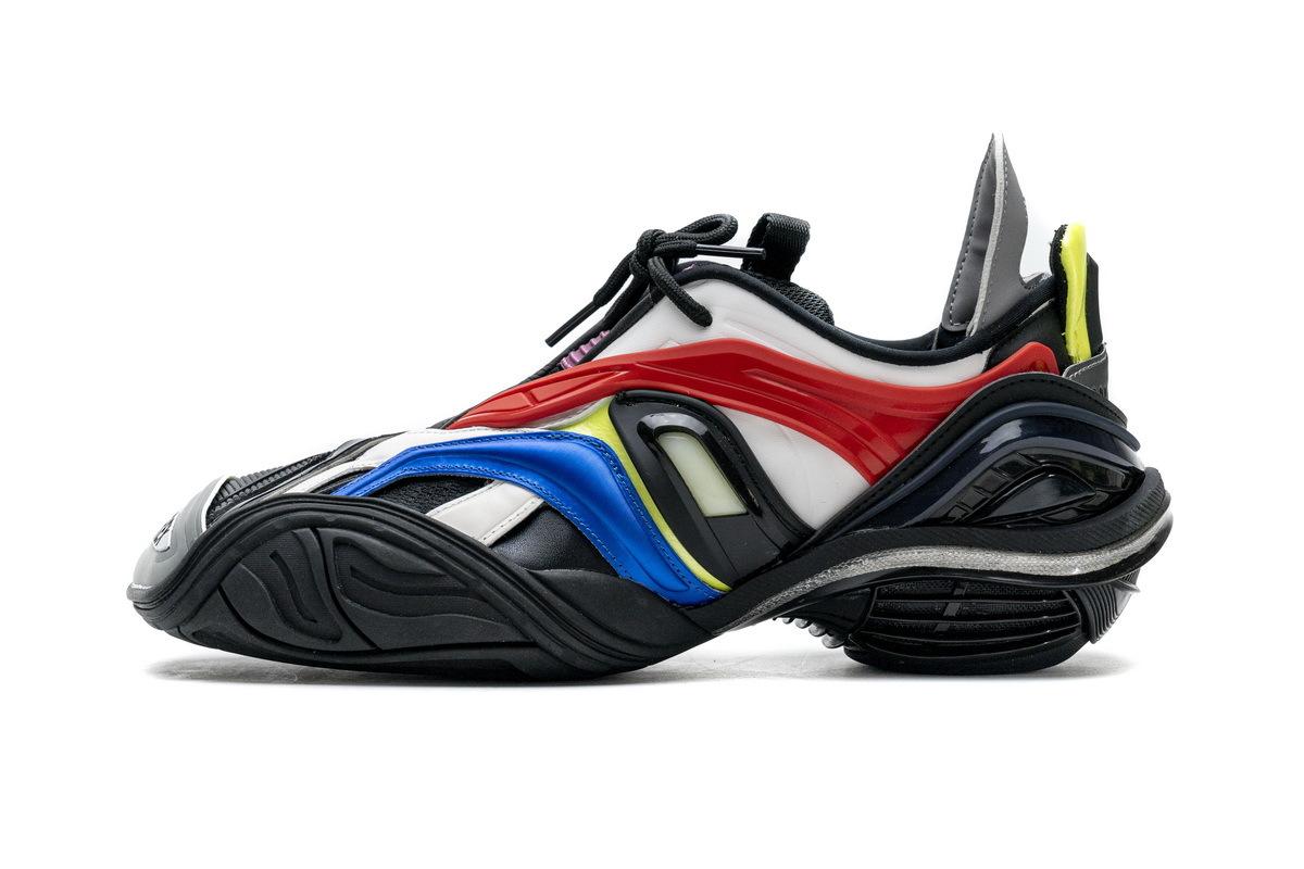 PK God  Balenciaga Tyrex 5.0 Sneaker Black Blue Red