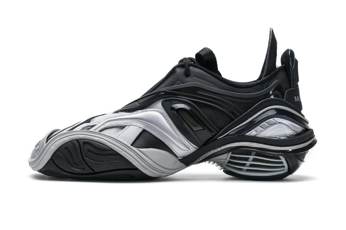 PK God  Balenciaga Tyrex 5.0 Sneaker Black Silver