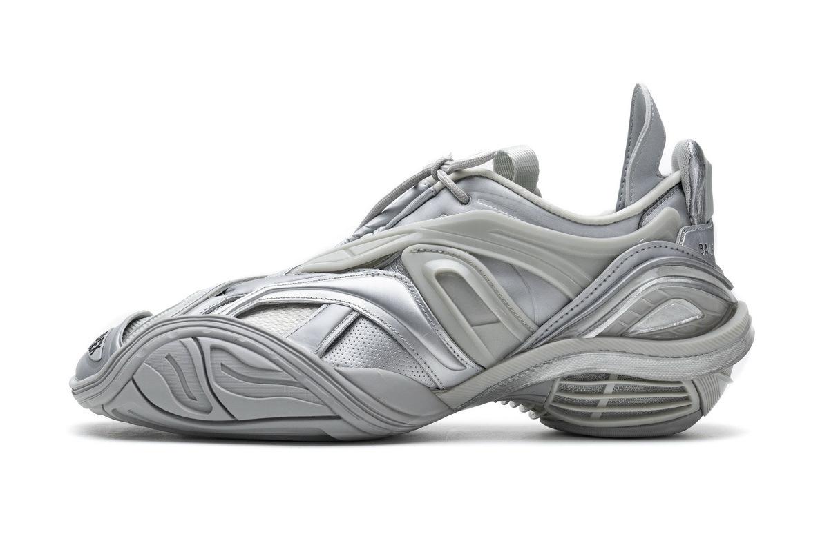 PK God Balenciaga Tyrex 5.0 Sneaker Silver