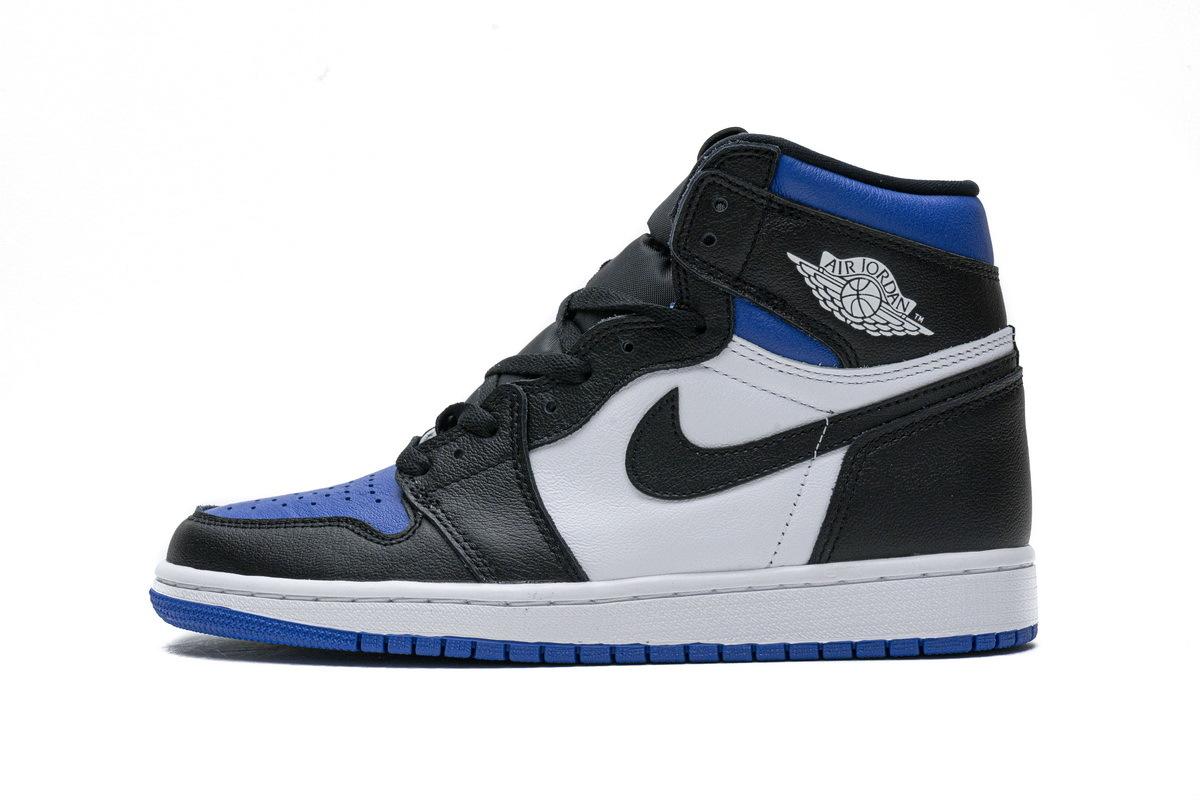 PK God Air Jordan 1 Retro High Royal Toe