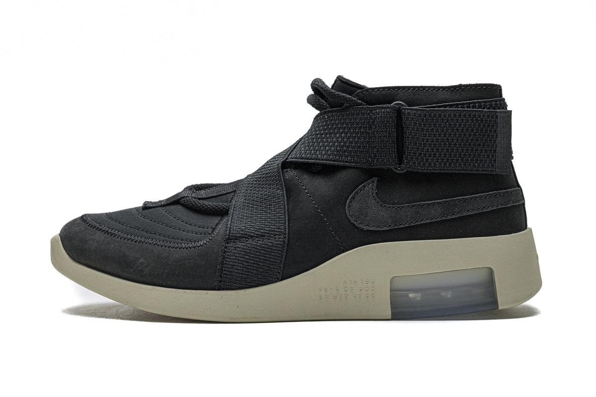 Nike Air Fear Of God Raid Black