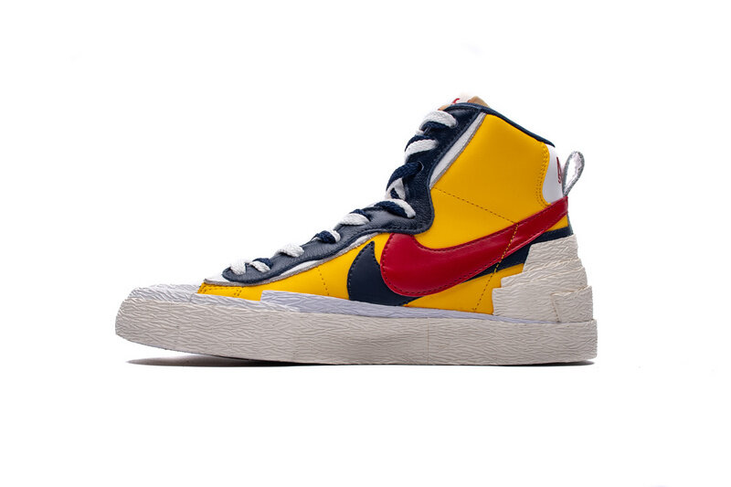 PK God Nike Blazer Mid sacai Snow Beach
