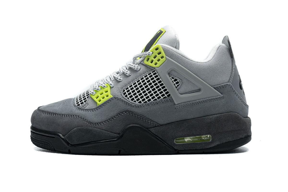 PK God Air Jordan 4 Retro SE 95 Neon