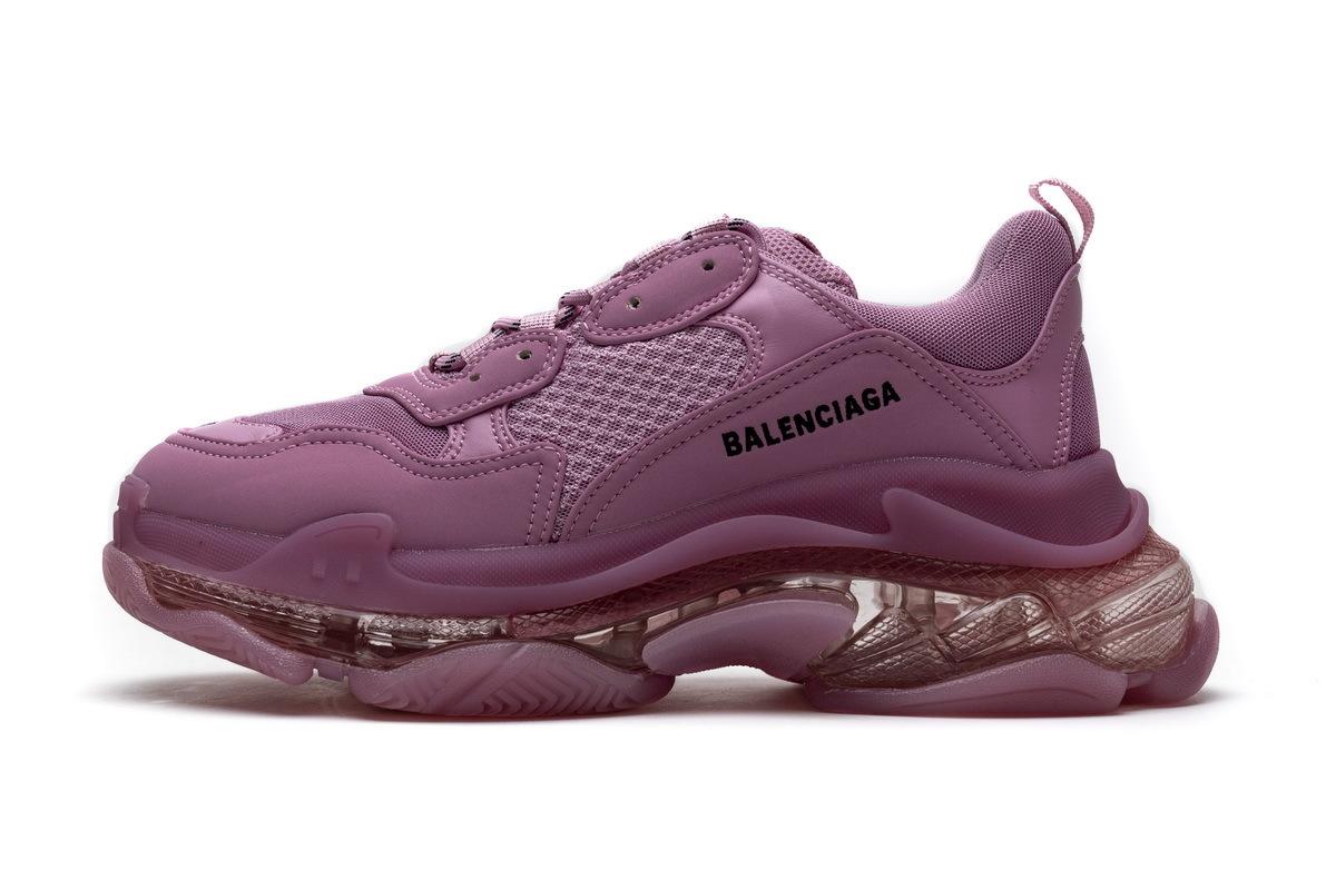 PK God Balenciaga Triple S Pink (W)