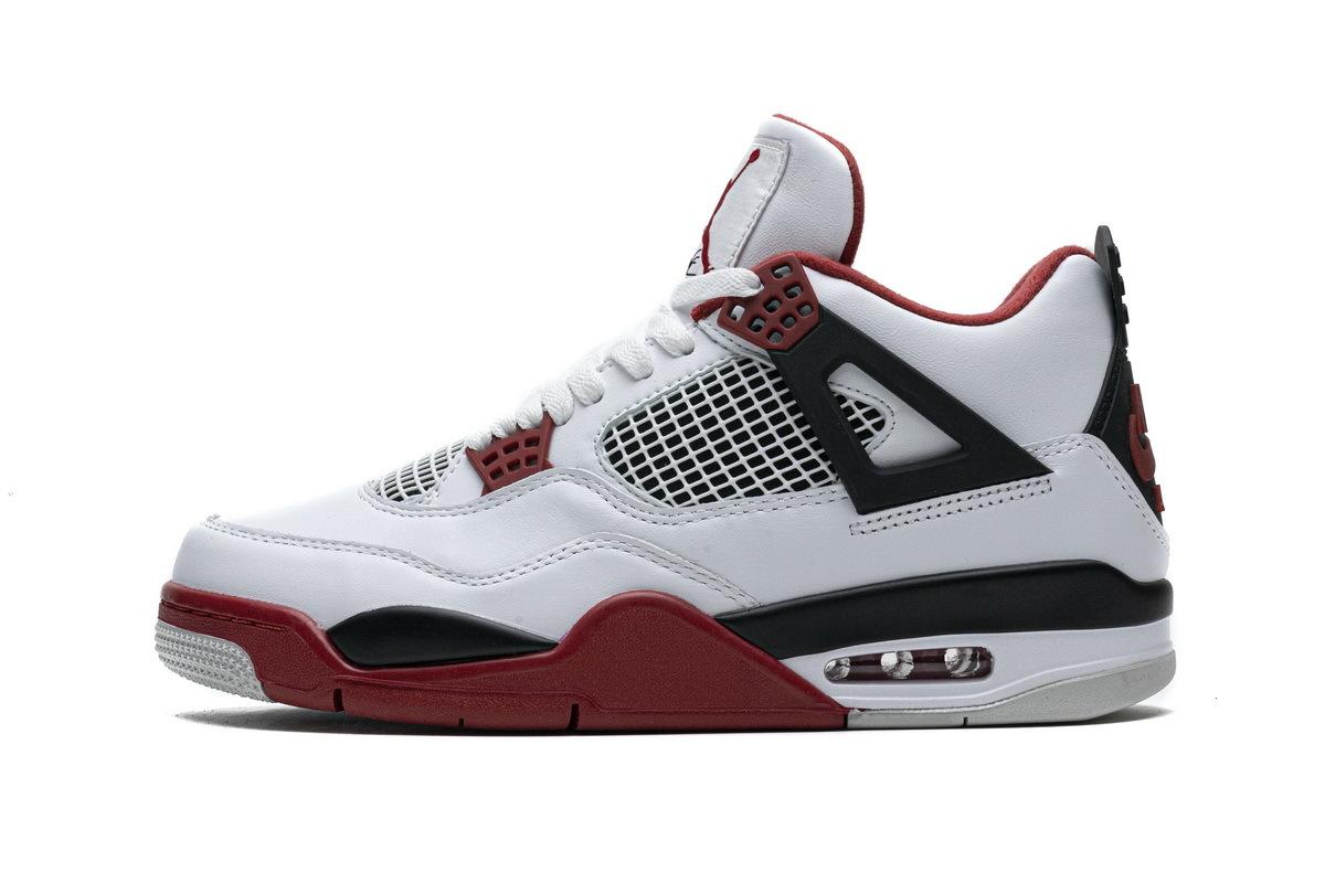 PK God Air Jordan 4 Retro Fire Red (2020)