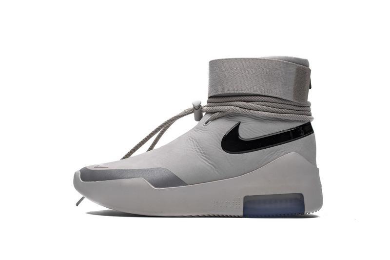 PK GOD Nike Air Fear Of God 1 SA Light Bone Black