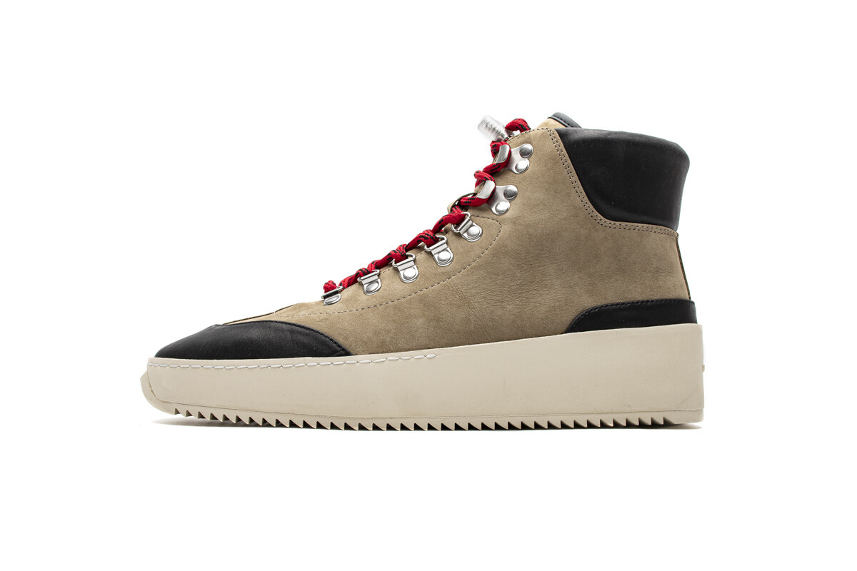 PK GOD Nike Air Fear Of God 6TH Collection Hiker Olive Nubuck