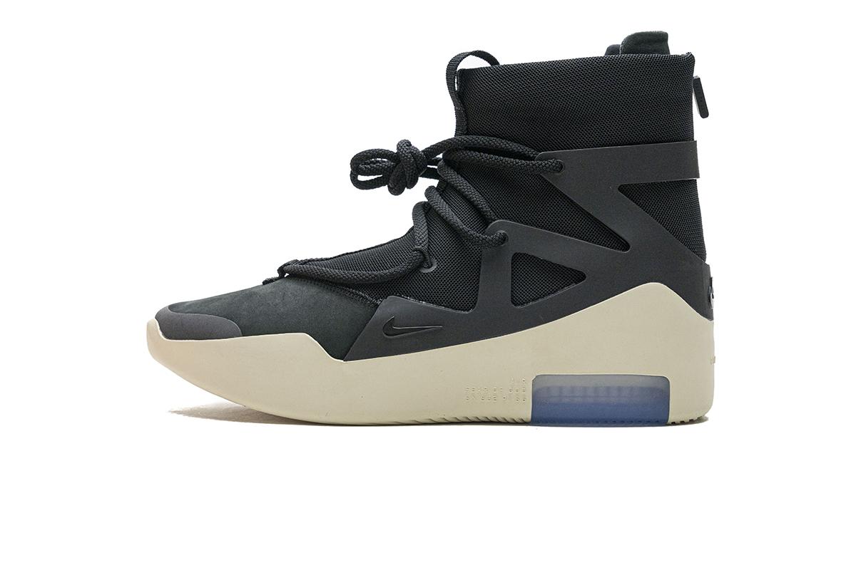 PK GOD Nike Air Fear Of God 1 Black