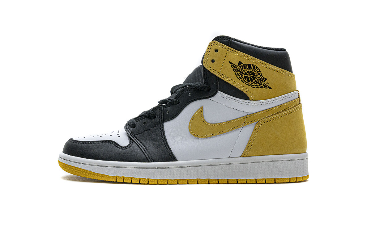 PK God Jordan 1 Retro High Yellow Ochre