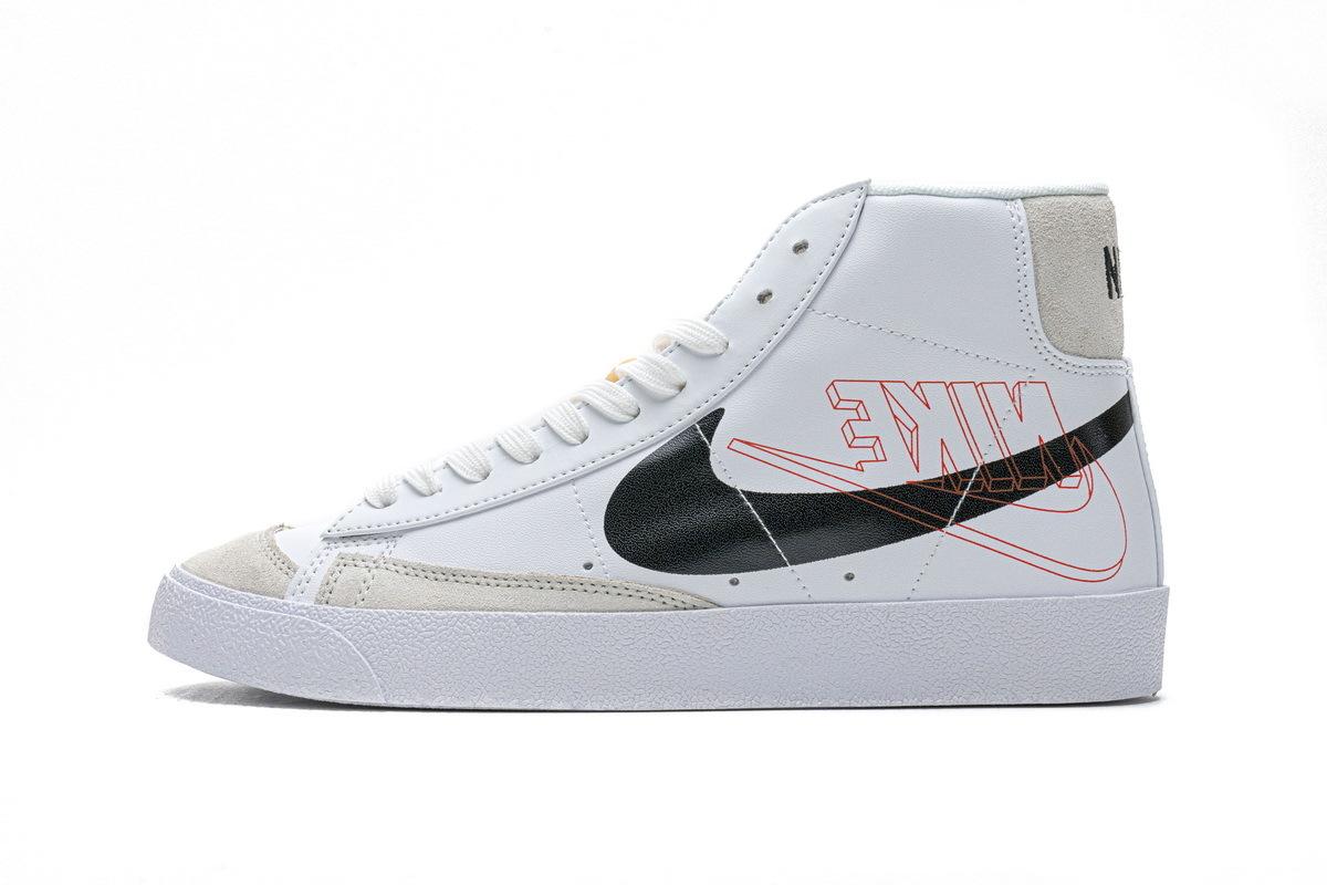 "PK God Nike Blazer Mid 77 Vintage ""Reverse Logo"
