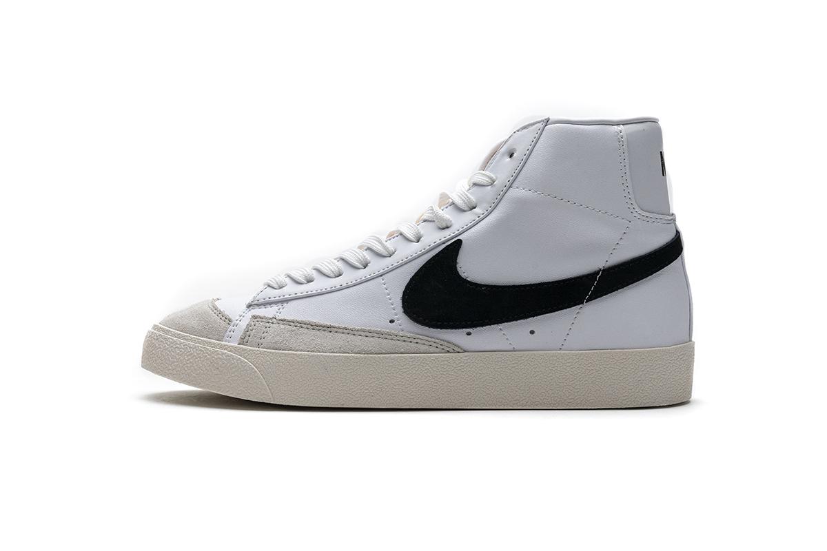 PK God  Nike Blazer Mid '77 Black White