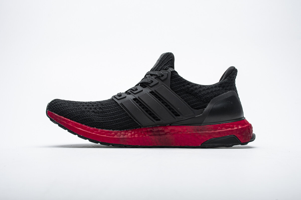 PK God adidas Ultra Boost Colored Sole Red