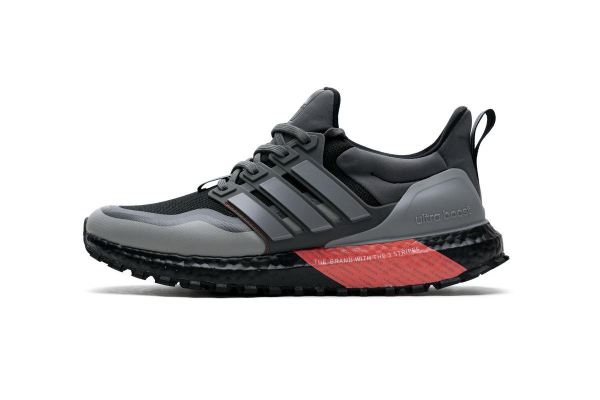 PK God adidas Ultraboost All Terrain Black Red Grey