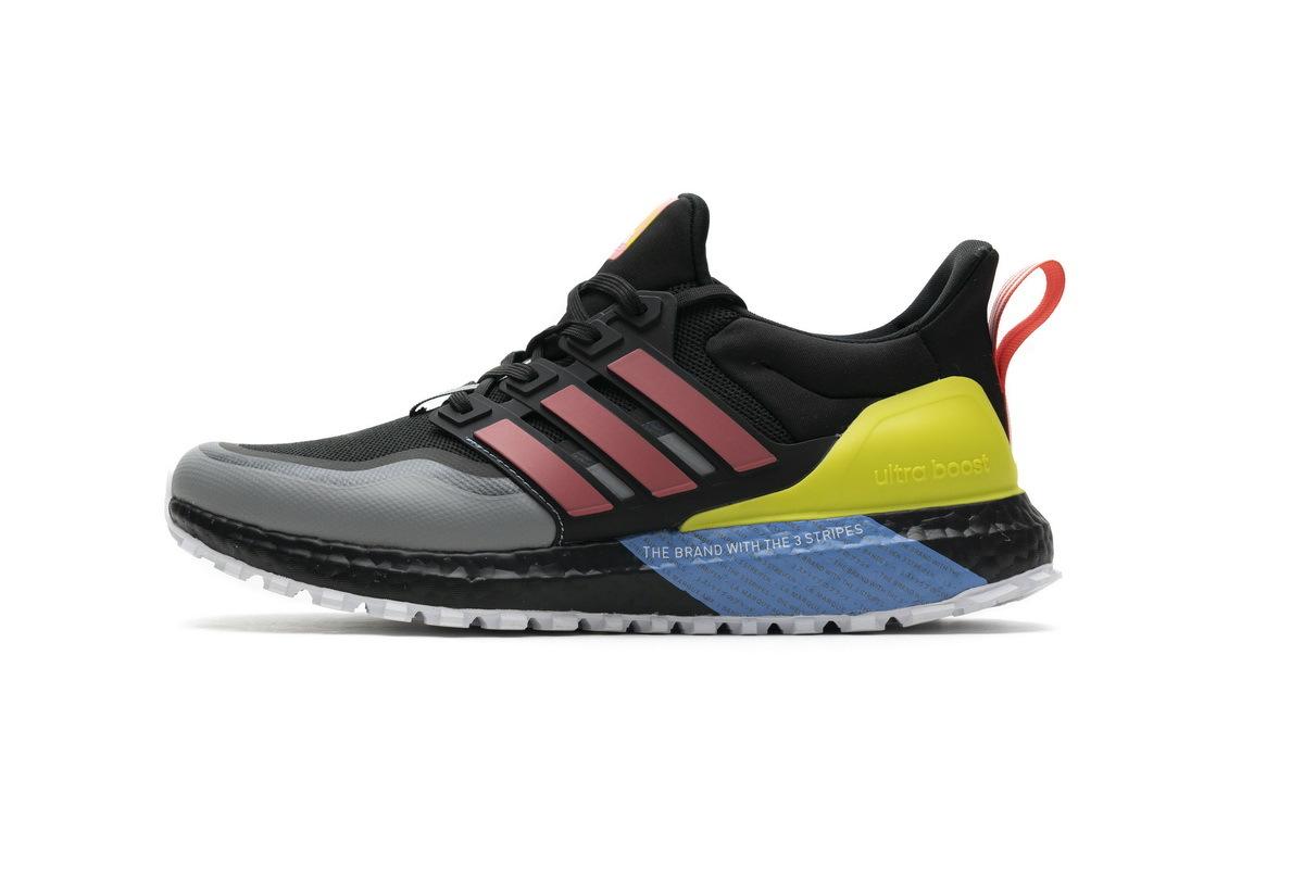 PK God adidas adidas Ultra Boost All Terrain Shock Red Yellow