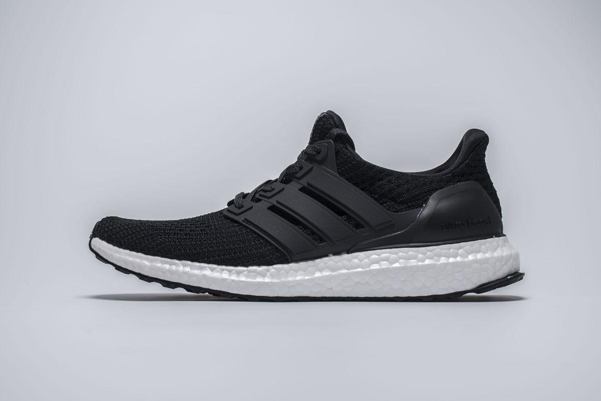 "PK God  Adidas Ultra Boost 4.0 ""Black White"" Real Boost"