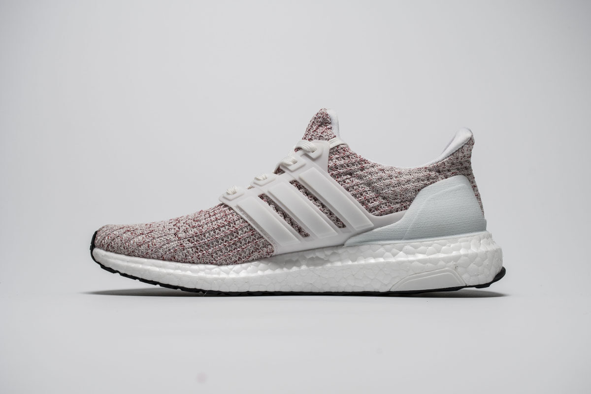"""PK God Adidas Ultra Boost 4.0 """"White Red"""""""