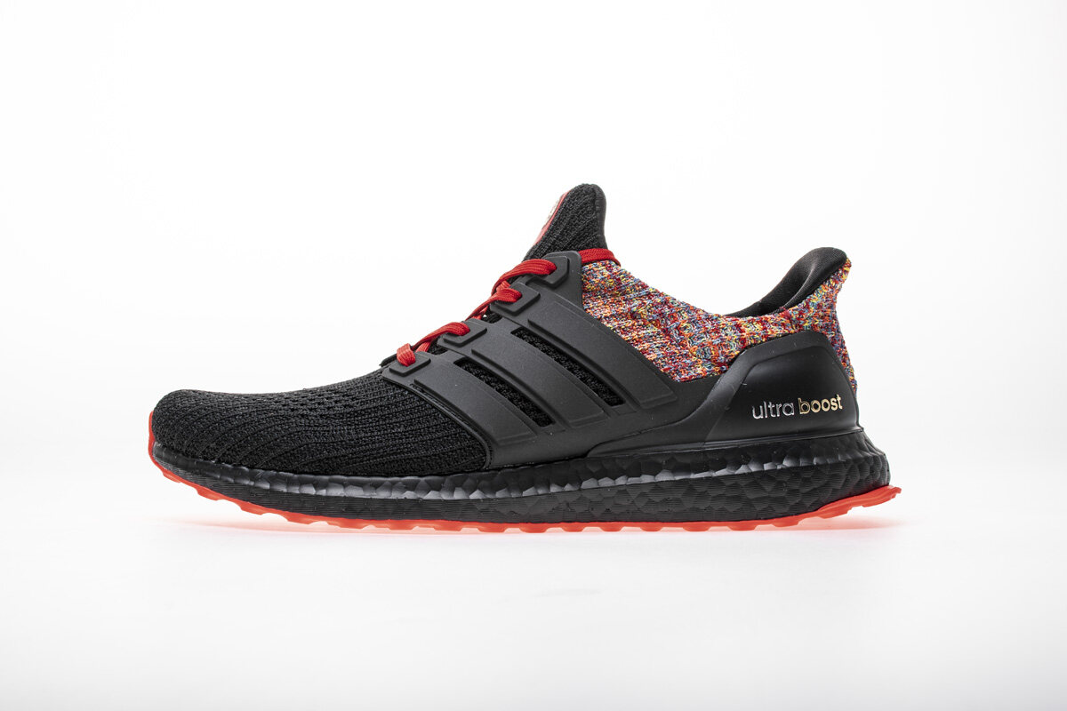 PK God Adidas Ultra Boots 4.0 D11 BeiJing Black Red