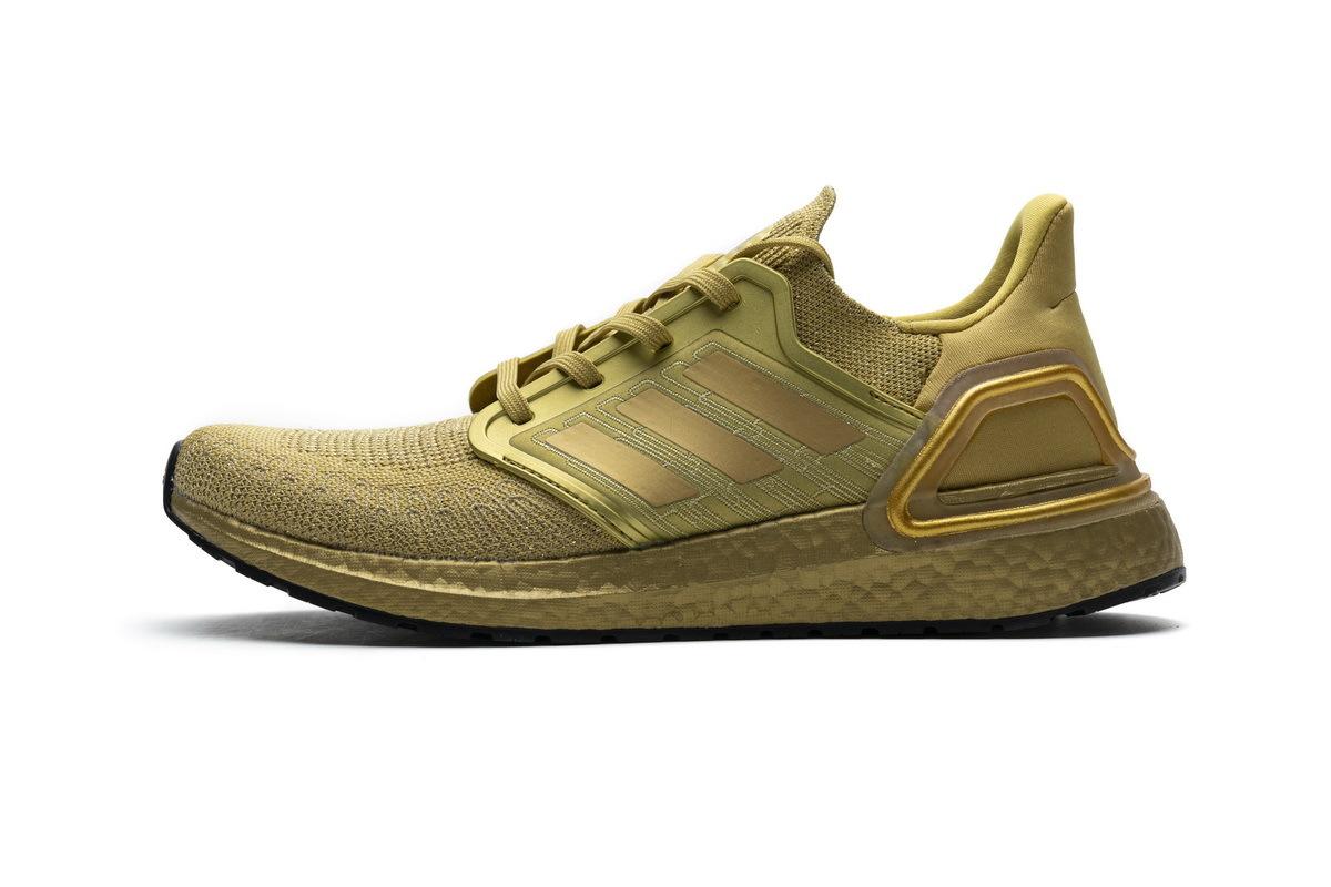 PK God  Adidas Ultra BOOST 20 CONSORTIUM Gold
