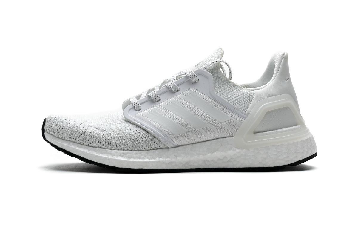 PK God  adidas Ultra BOOST 20 White Reflective